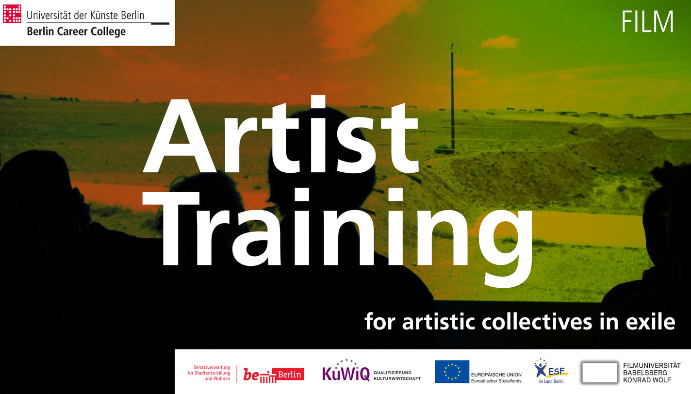 Artist Training is a qualification programme for artistic collectives in exile
